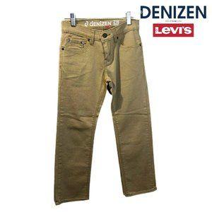 DENIZEN Boys 216 Skinny Fit Jeans Slim Fit Pants